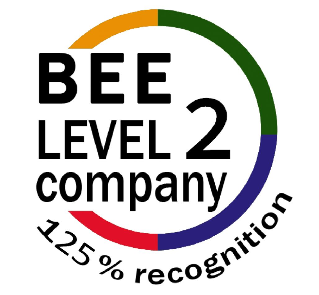 BBBEE - Level 4 - Certified